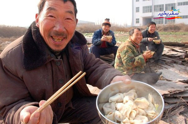 The people of North China 2
